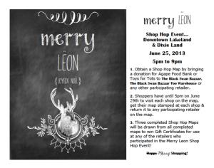 Merry Leon Single JPG